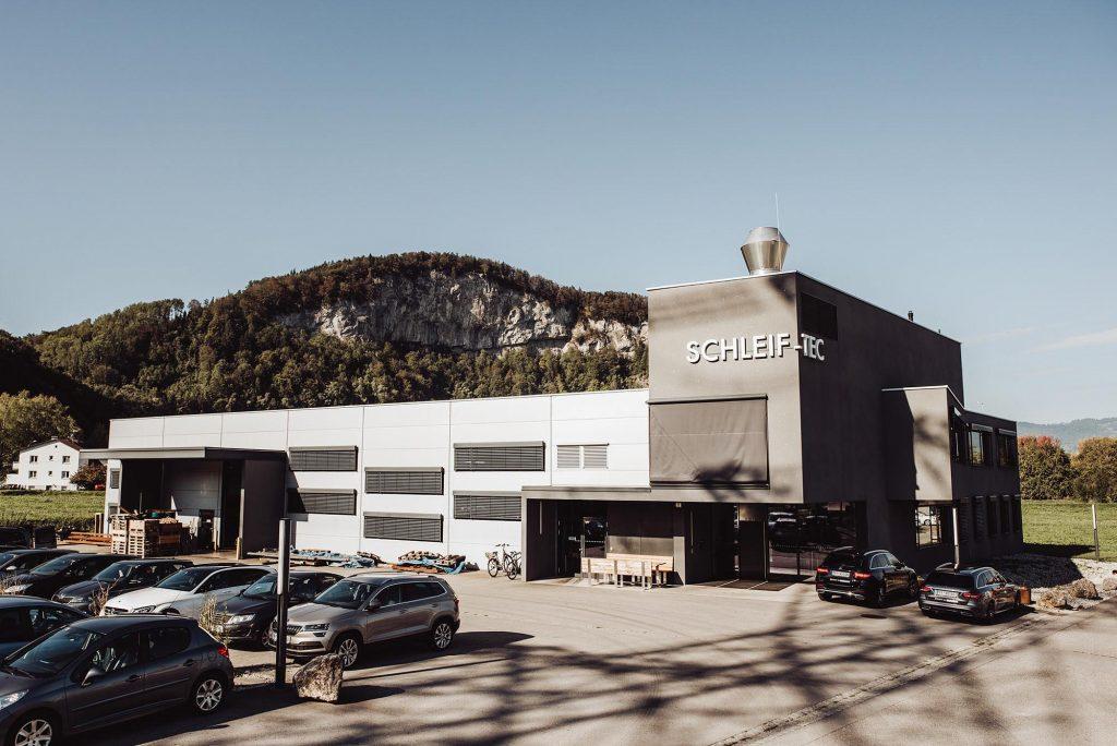 SCHLEIF-TEC Gebäude