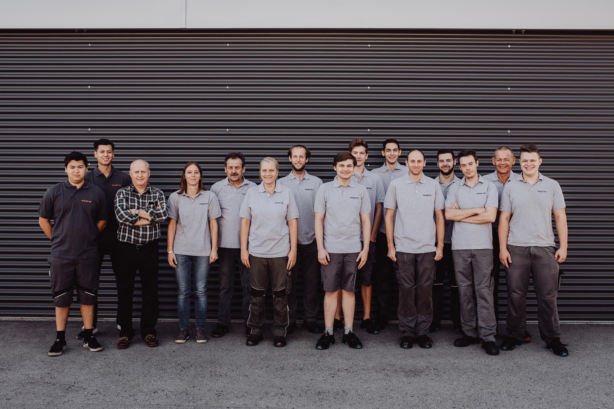SCHLEIF-TEC Team